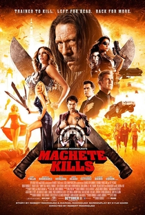 Assistir Machete Mata Online Grátis Dublado Legendado (Full HD, 720p, 1080p) | Robert Rodriguez | 2013