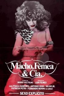 Assistir Macho, Fêmea & Cia. (A Vida Erótica de Caim e Abel) Online Grátis Dublado Legendado (Full HD, 720p, 1080p) | Mário Vaz Filho | 1986