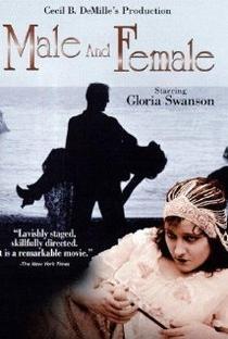Assistir Macho e Fêmea Online Grátis Dublado Legendado (Full HD, 720p, 1080p) | Cecil B. DeMille | 1919