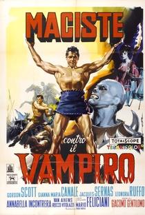 Assistir Maciste Contra o Vampiro Online Grátis Dublado Legendado (Full HD, 720p, 1080p) | Giacomo Gentilomo