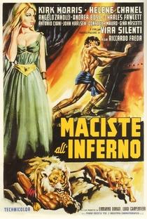 Assistir Maciste no Inferno Online Grátis Dublado Legendado (Full HD, 720p, 1080p) | Riccardo Freda | 1962