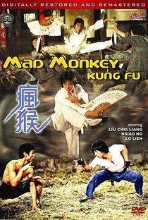 Assistir Mad Monkey Kung Fu Online Grátis Dublado Legendado (Full HD, 720p, 1080p) | Chia-Liang Liu | 1979