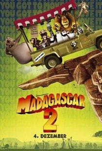 Assistir Madagascar 2: A Grande Escapada Online Grátis Dublado Legendado (Full HD, 720p, 1080p) | Eric Darnell