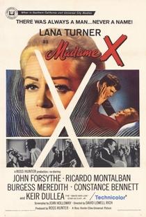 Assistir Madame X Online Grátis Dublado Legendado (Full HD, 720p, 1080p) | David Lowell Rich | 1966