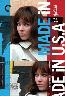 Assistir Made in U.S.A. Online Grátis Dublado Legendado (Full HD, 720p, 1080p)   Jean-Luc Godard   1966