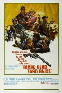 Assistir Mais Morto do Que Vivo Online Grátis Dublado Legendado (Full HD, 720p, 1080p)   Robert Sparr   1969