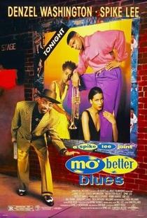 Assistir Mais e Melhores Blues Online Grátis Dublado Legendado (Full HD, 720p, 1080p) | Spike Lee | 1990