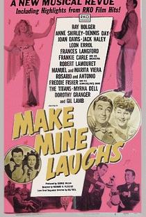 Assistir Make Mine Laughs Online Grátis Dublado Legendado (Full HD, 720p, 1080p) | Hal Yates