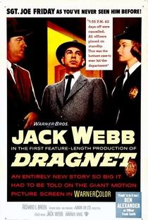 Assistir Malhas da Lei Online Grátis Dublado Legendado (Full HD, 720p, 1080p)   Jack Webb   1954