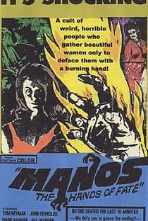 Assistir Manos: As Mãos do Destino Online Grátis Dublado Legendado (Full HD, 720p, 1080p)   Harold P. Warren   1966