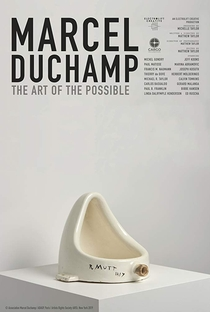 Assistir Marcel Duchamp: Art of the Possible Online Grátis Dublado Legendado (Full HD, 720p, 1080p) | Matthew Taylor (XIV) | 2019