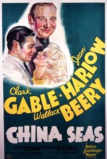 Assistir Mares da China Online Grátis Dublado Legendado (Full HD, 720p, 1080p) | Tay Garnett | 1935