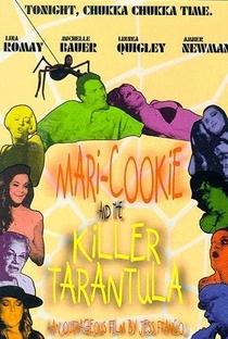 Assistir Mari-Cookie and the Killer Tarantula Online Grátis Dublado Legendado (Full HD, 720p, 1080p) | Jesús Franco (I) | 1998