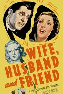 Assistir Marido, Esposa e Amiga Online Grátis Dublado Legendado (Full HD, 720p, 1080p)   Gregory Ratoff   1939