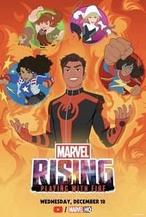 Assistir Marvel Rising: Brincando com Fogo Online Grátis Dublado Legendado (Full HD, 720p, 1080p) |  | 2019