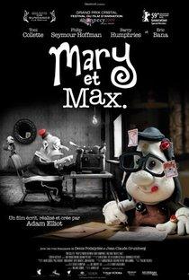 Assistir Mary e Max: Uma Amizade Diferente Online Grátis Dublado Legendado (Full HD, 720p, 1080p)   Adam Elliot   2009