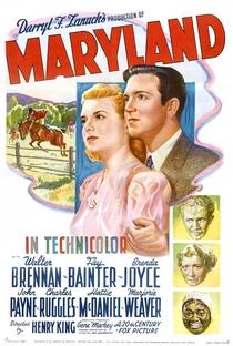Assistir Maryland Online Grátis Dublado Legendado (Full HD, 720p, 1080p) | Henry King (I) | 1940
