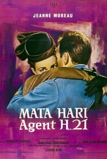 Assistir Mata Hari - A Agente 21 Online Grátis Dublado Legendado (Full HD, 720p, 1080p) | Jean-Louis Richard | 1964