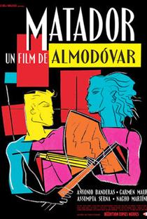 Assistir Matador Online Grátis Dublado Legendado (Full HD, 720p, 1080p) | Pedro Almodóvar | 1986