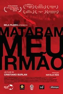 Assistir Mataram Meu Irmão Online Grátis Dublado Legendado (Full HD, 720p, 1080p)   Cristiano Burlan   2013