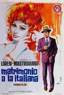 Assistir Matrimônio à italiana Online Grátis Dublado Legendado (Full HD, 720p, 1080p) | Vittorio De Sica | 1964