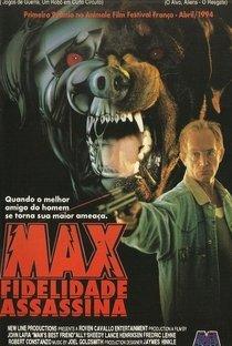 Assistir Max - Fidelidade Assassina Online Grátis Dublado Legendado (Full HD, 720p, 1080p)   John Lafia   1993
