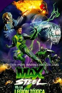 Assistir Max Steel Vs. A Legião Tóxica Online Grátis Dublado Legendado (Full HD, 720p, 1080p) | Audu Paden