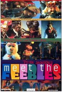 Assistir Meet the Feebles Online Grátis Dublado Legendado (Full HD, 720p, 1080p) | Peter Jackson | 1989