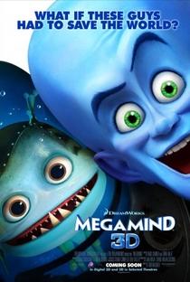 Assistir Megamente Online Grátis Dublado Legendado (Full HD, 720p, 1080p) | Tom McGrath | 2010