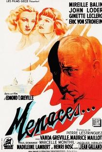 Assistir Menaces... Online Grátis Dublado Legendado (Full HD, 720p, 1080p) | Edmond T. Gréville | 1940