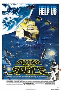 Assistir Mensagem do Espaço Online Grátis Dublado Legendado (Full HD, 720p, 1080p) | Kinji Fukasaku | 1978