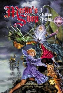 Assistir Merlin e a Loja de Artigos Mágicos Online Grátis Dublado Legendado (Full HD, 720p, 1080p) | Kenneth J. Berton | 1996