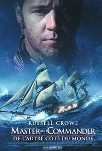 Assistir Mestre dos Mares: O Lado Mais Distante do Mundo Online Grátis Dublado Legendado (Full HD, 720p, 1080p) | Peter Weir | 2003