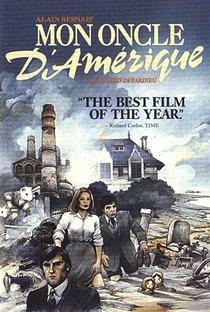 Assistir Meu Tio da América Online Grátis Dublado Legendado (Full HD, 720p, 1080p)   Alain Resnais   1980