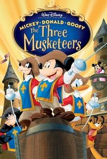 Assistir Mickey, Donald e Pateta: Os Três Mosqueteiros Online Grátis Dublado Legendado (Full HD, 720p, 1080p) | Donovan Cook | 2004