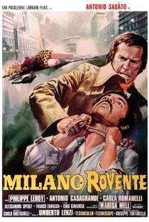 Assistir Milano Rovente Online Grátis Dublado Legendado (Full HD, 720p, 1080p) | Umberto Lenzi (I) | 1973