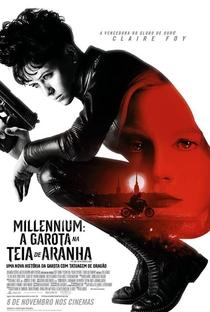 Assistir Millennium: A Garota na Teia de Aranha Online Grátis Dublado Legendado (Full HD, 720p, 1080p) | Fede Alvarez | 2018