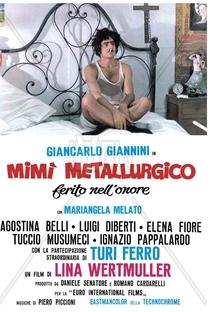 Assistir Mimi, o Metalúrgico Online Grátis Dublado Legendado (Full HD, 720p, 1080p) | Lina Wertmüller | 1972