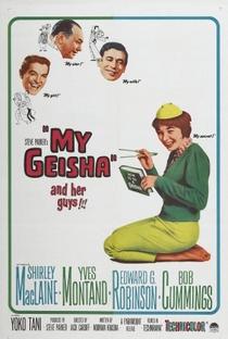 Assistir Minha Doce Gueixa Online Grátis Dublado Legendado (Full HD, 720p, 1080p)   Jack Cardiff   1962