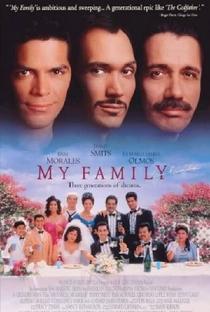 Assistir Minha Familia Online Grátis Dublado Legendado (Full HD, 720p, 1080p) | Gregory Nava | 1995