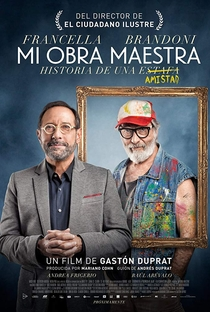 Assistir Minha Obra-Prima Online Grátis Dublado Legendado (Full HD, 720p, 1080p)   Gastón Duprat   2018