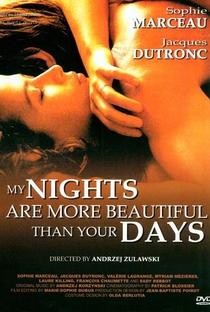Assistir Minhas Noites São Mais Belas que Seus Dias Online Grátis Dublado Legendado (Full HD, 720p, 1080p) | Andrzej Zulawski | 1989