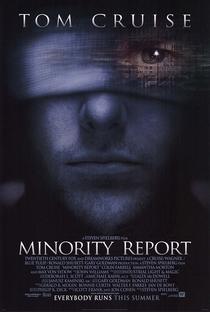 Assistir Minority Report: A Nova Lei Online Grátis Dublado Legendado (Full HD, 720p, 1080p) | Steven Spielberg | 2002