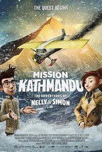 Assistir Missão Catmandu: As Aventuras de Nelly e Simon Online Grátis Dublado Legendado (Full HD, 720p, 1080p) | Pierre Greco | 2017