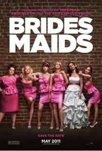Assistir Missão Madrinha de Casamento Online Grátis Dublado Legendado (Full HD, 720p, 1080p) | Paul Feig | 2011