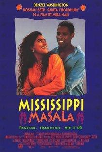 Assistir Mississippi Masala Online Grátis Dublado Legendado (Full HD, 720p, 1080p)   Mira Nair   1991