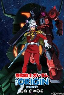 Assistir Mobile Suit Gundam: A Origem - Parte 6: Ascensão do Cometa Vermelho Online Grátis Dublado Legendado (Full HD, 720p, 1080p) | Takashi Imanishi | 2018