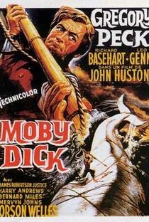 Assistir Moby Dick Online Grátis Dublado Legendado (Full HD, 720p, 1080p) | John Huston (I) | 1956