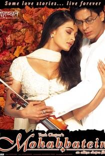 Assistir Mohabbatein Online Grátis Dublado Legendado (Full HD, 720p, 1080p)   Aditya Chopra   2000