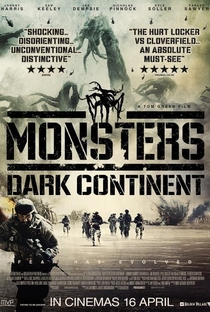 Assistir Monsters: Dark Continent Online Grátis Dublado Legendado (Full HD, 720p, 1080p) | Tom Green (XVII) | 2014